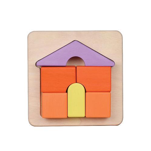 House Tray Puzzles