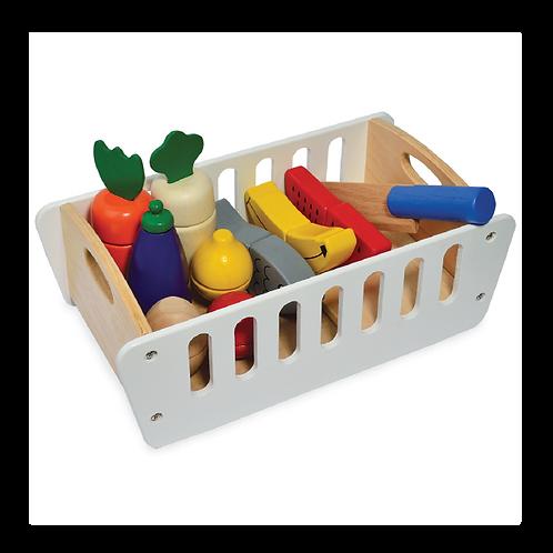 Cut Food Crate