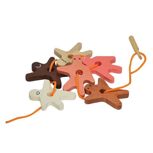 String Kids Figures