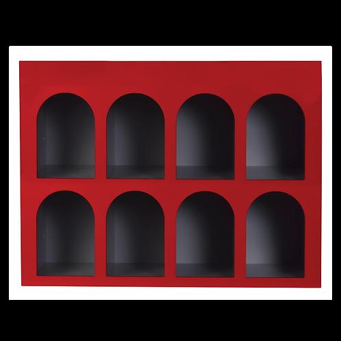 Vault Bookshelf