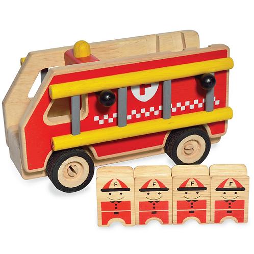 Tumble Fire Truck