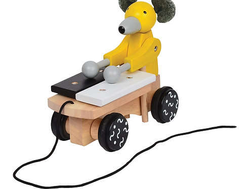 Mouse Pull Toy
