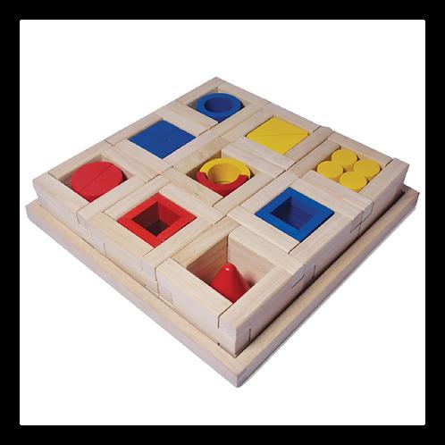 Geo Block Build