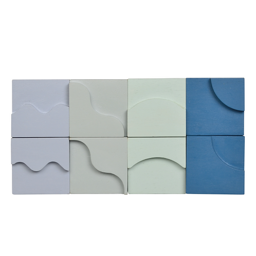 Positive-Negative Matching Tiles