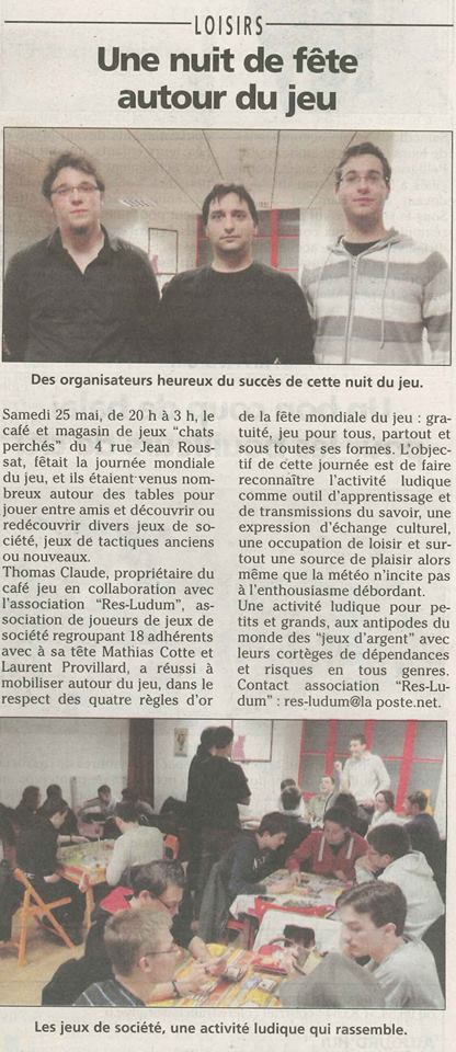 JHM 27 mai 2013 Nuit du jeu