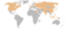 BiPa Customer Countries, sds, msds