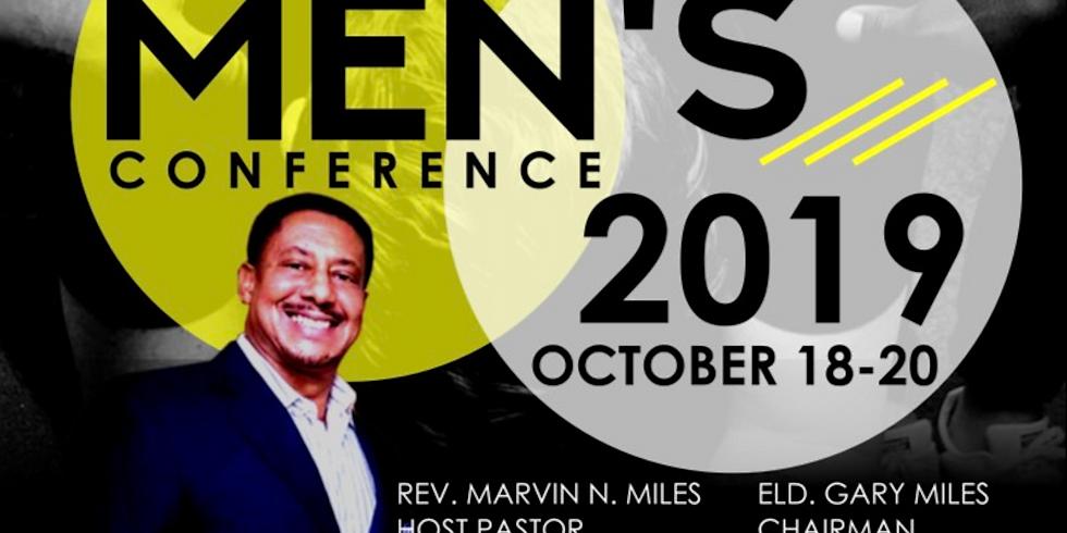 IGC Men's Retreat 2019
