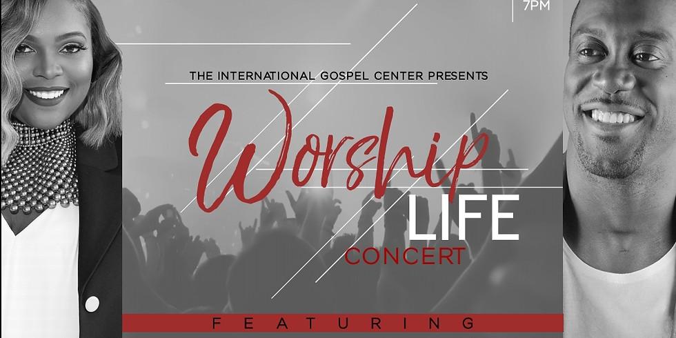 Worship Life Concert