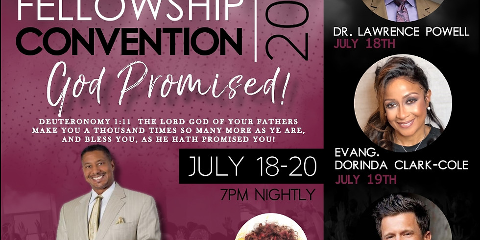2018 Believer's Fellowship Convention