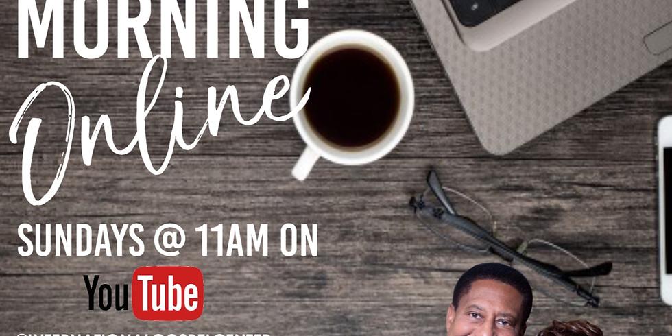Sunday Service Online Only