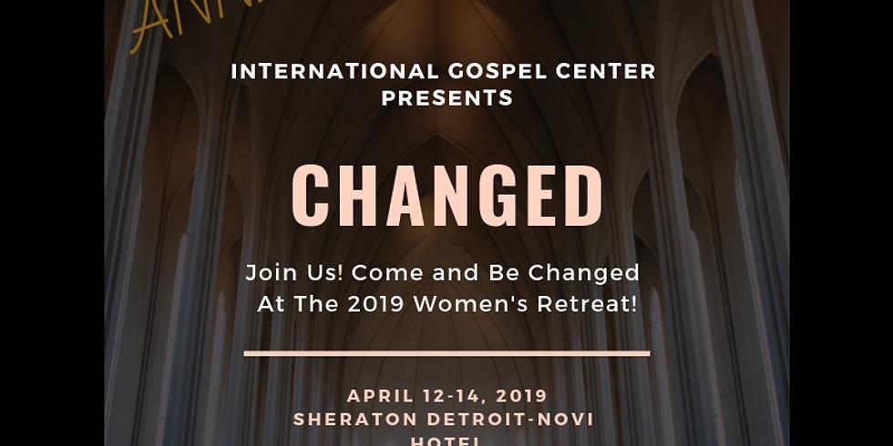 IGC Women's 30th Anniversary Retreat