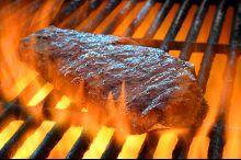steak grilling