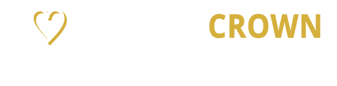 your crown our mission logo white png.pn