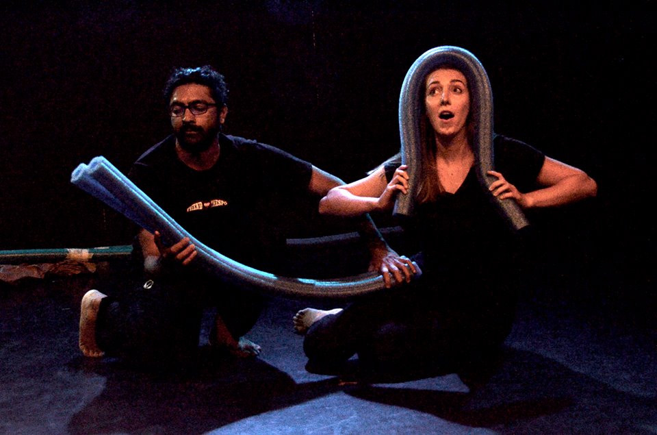 Devised Work- Object Theater