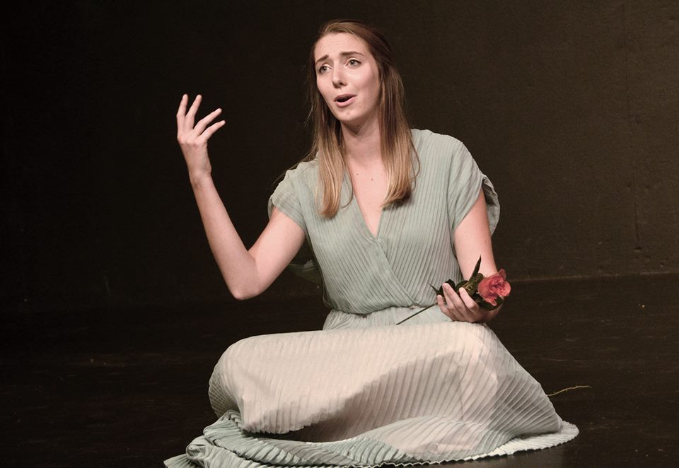 Devised Work- Persephone One Woman Show