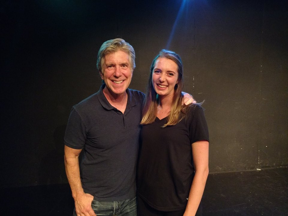 Tom Bergeron Supports Devised Work!
