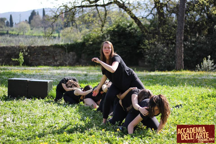 Devised Work- Academia dell'Arte