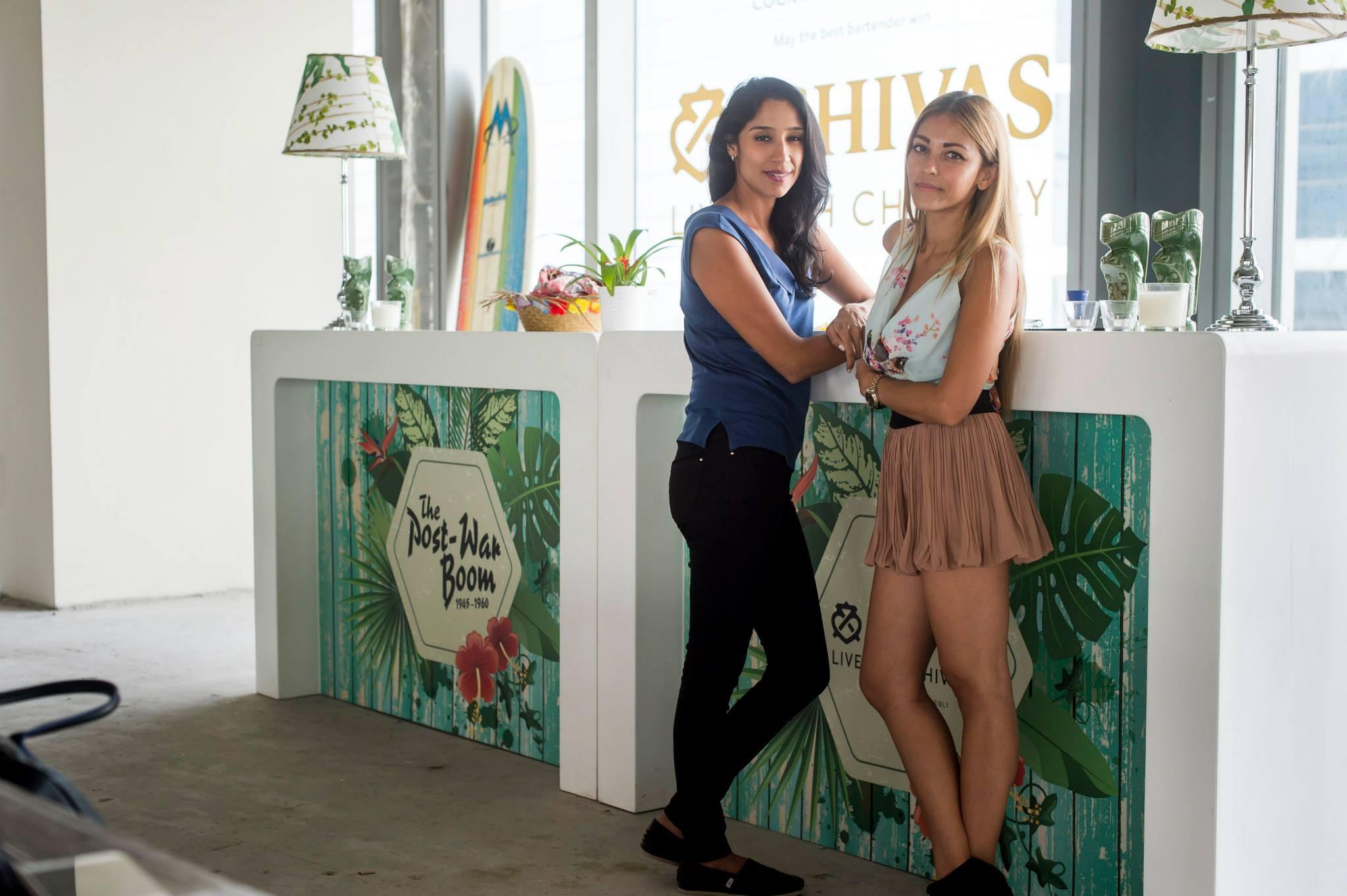 Chivas Masters Tiki Bar