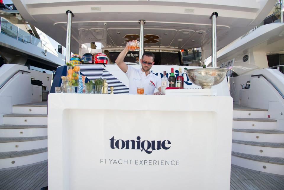 F1 Tonique Yacht
