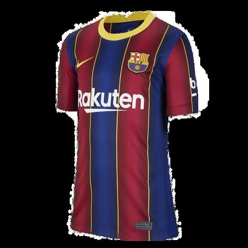 Barcelona Thuisshirt Kids