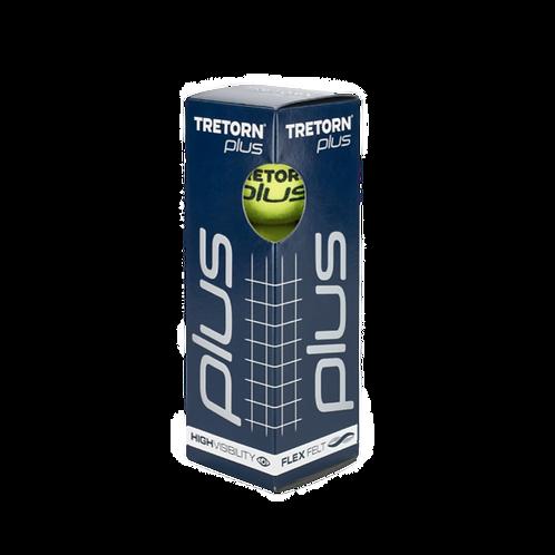 Tretorn Plus Tennisballen