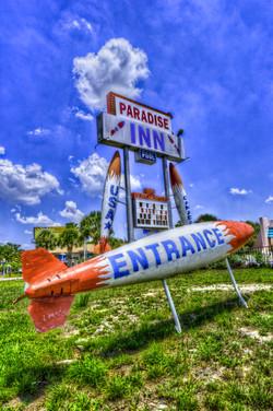 Bombs Inn Paradise
