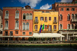 Venice Waterside Buildings