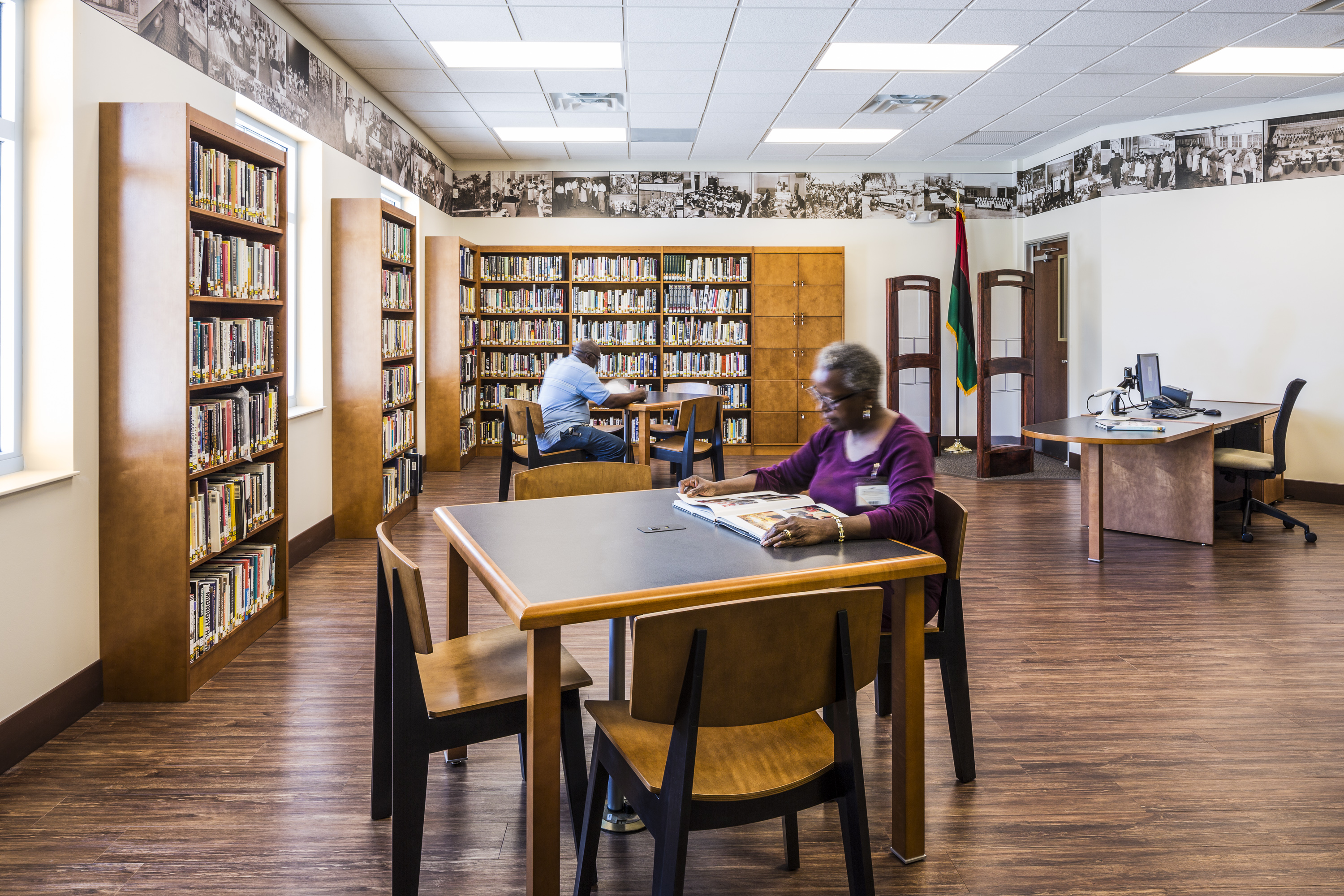 Saunders Library