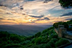 Montalcino Sunset