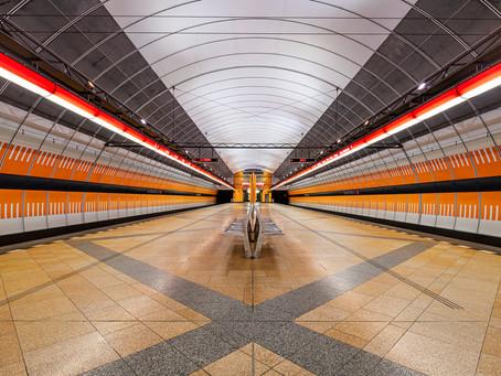 Take The Prague Metro