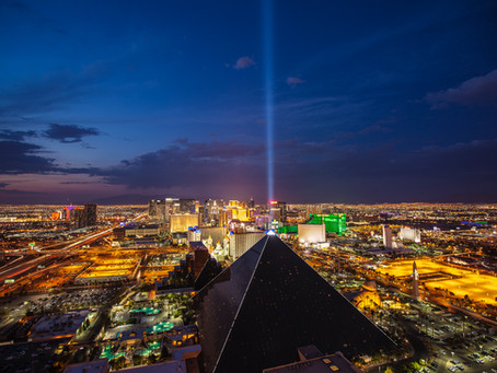 Going to Las Vegas for Landscape Photography