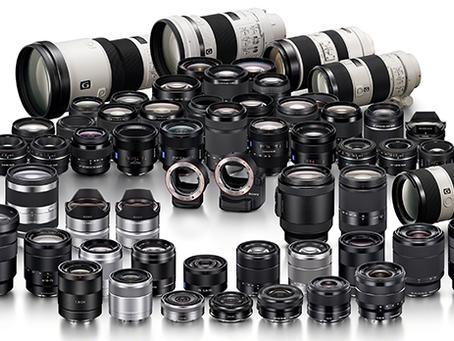 New Sony Camera & Lens Discounts