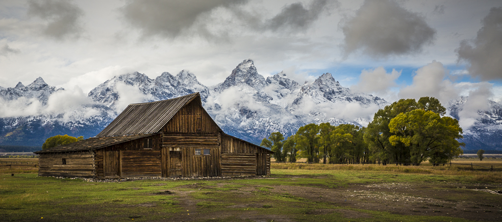 Tetons National Park, Wyoming