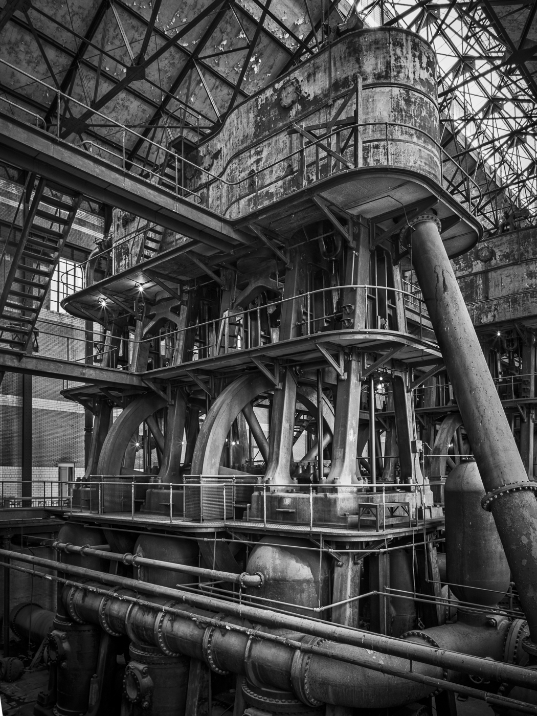 Colonel Ward Pumping Station