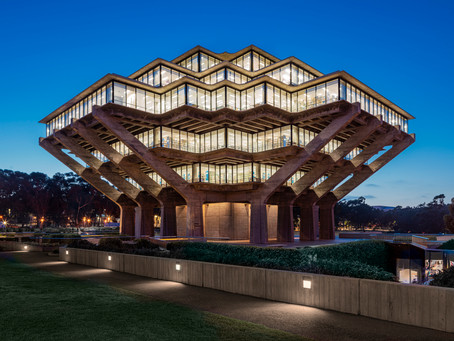 Geisel Library - Architectural Icon