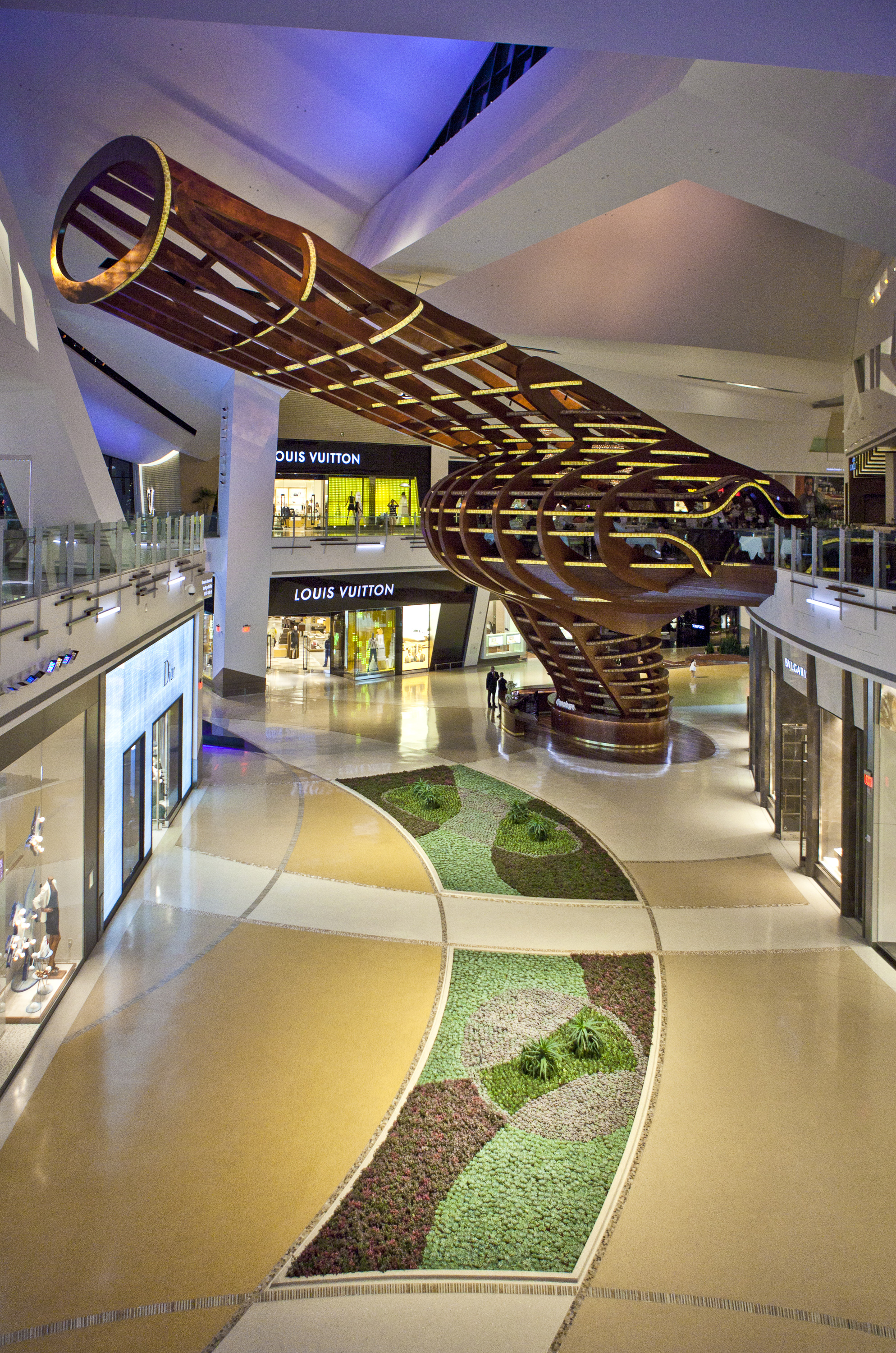The Shops at Crystals