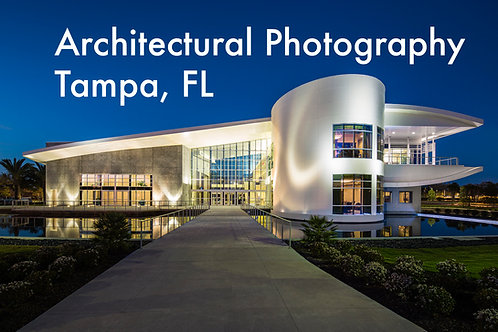 Architectural Photography Workshop, Tampa, FL