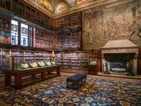 JP Morgan Library & Museum