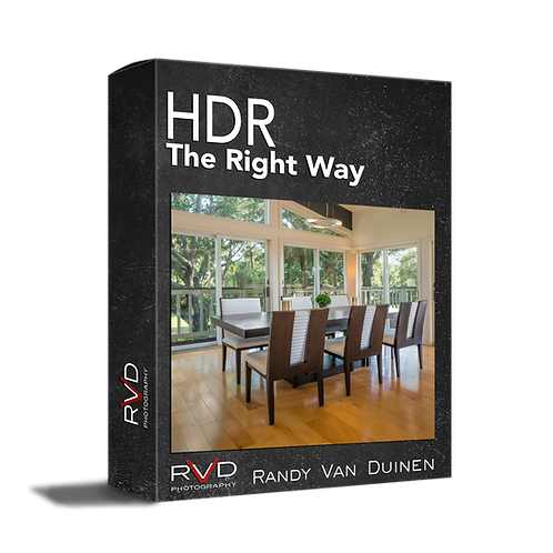 HDR - The Right Way