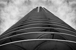 Chicago City B&W Project