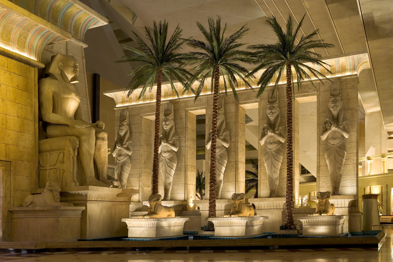 Luxor Lobby