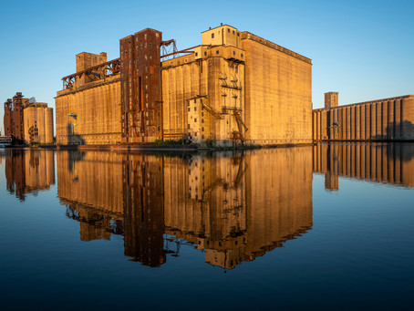 A Step Out Of Time - Photographing in Abandon Silos