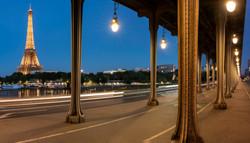 Eiffel Tower & Metro
