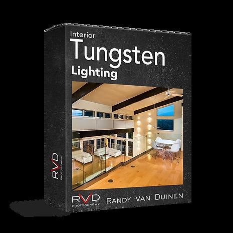 Interior Tungsten Lighting