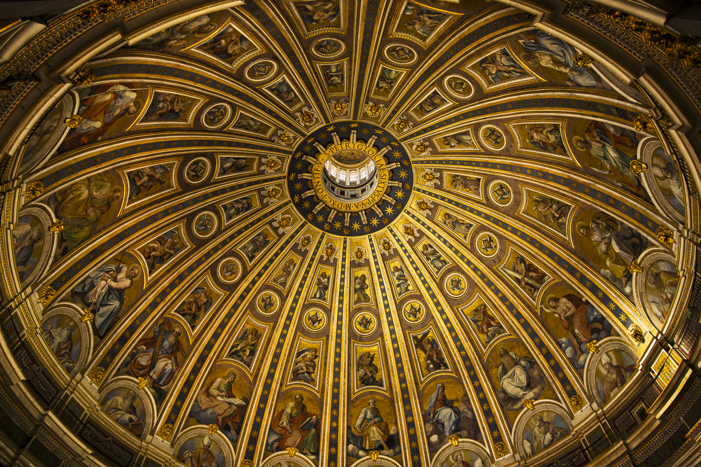 St. Peter's Basilica Coppola