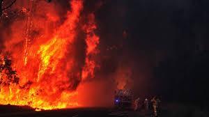 Bushfire risk residents face