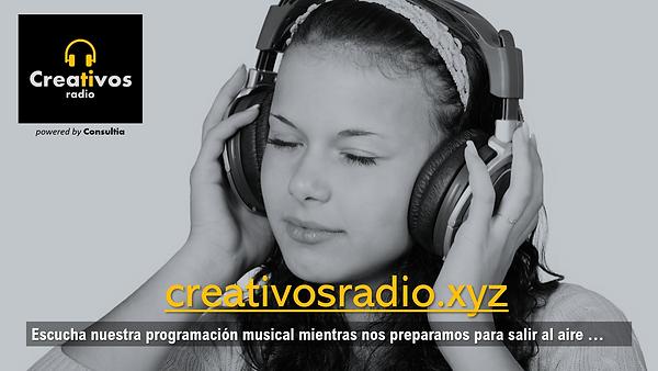 Promo de Creativos radio powered by Cons