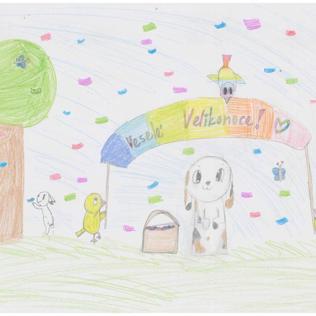 Kateřina Šavelová 9 let