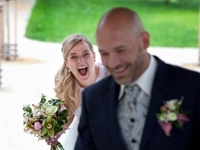 Šťasná nevěsta