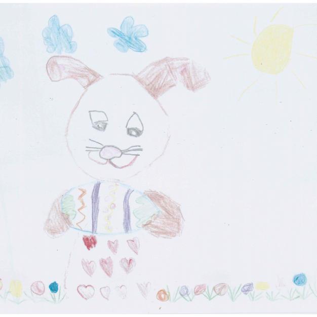 Eliška Kuběnková 6 let MŠ Orangery
